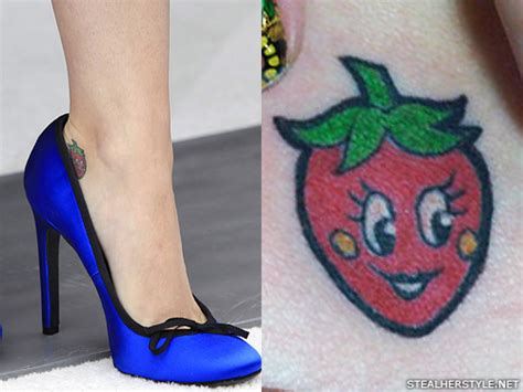 katy perry themed tattoo katy perry s tattoos meanings steal her style