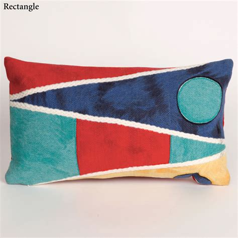Nautical Outdoor Pillows by Nautical Flags Indoor Outdoor Pillow By Liora Manne