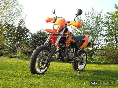 Ktm 650 Smc 2005 Ktm 625 Smc Supermoto