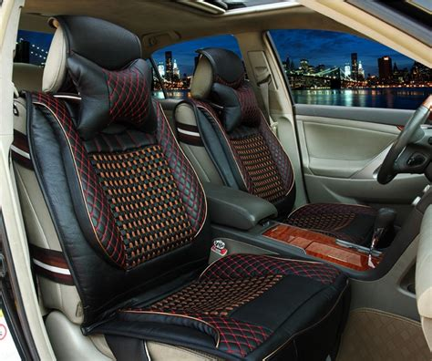 Honda Jazz All New 2014 Cover Durable Premium Hitam car cover special seat covers for honda jazz 2015 durable comfortable leather seat covers