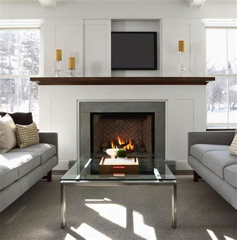 best 25 tv fireplace ideas on fireplaces