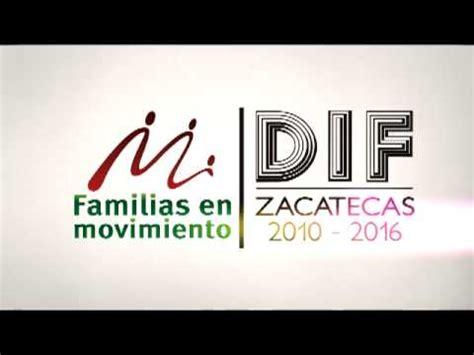 logo animado dif zacatecas youtube