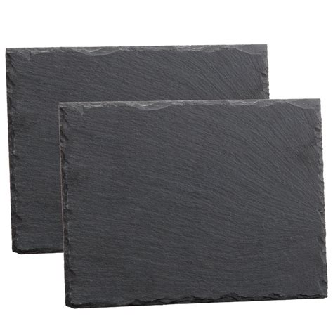 Slate Place Mats by Slate Place Mats 2pk Home Kitchen Dining Tableware