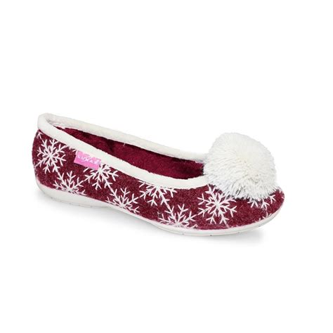 pomeranian slippers lunar snowflake pom pom slipper slippers buy