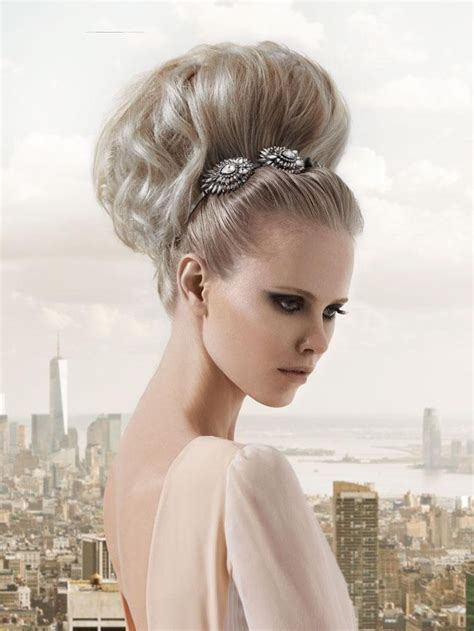Funky Wedding Hairstyles For Hair by 22 Best Updos For Medium Hair Images On
