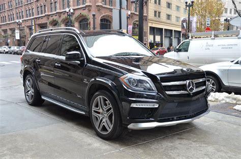 2014 Mercedes Gl Class by 2014 Mercedes Gl Class Gl63 Amg Stock B857a For