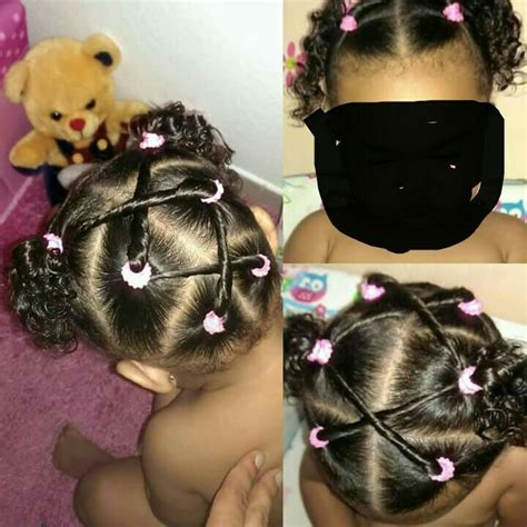 easy biracial hairstyles 582 best perfect ponytails images on pinterest girls
