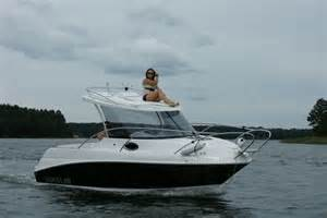 Best Small Cabin Cruiser by So What Was At This Year S 2012 Boot Dusseldorf
