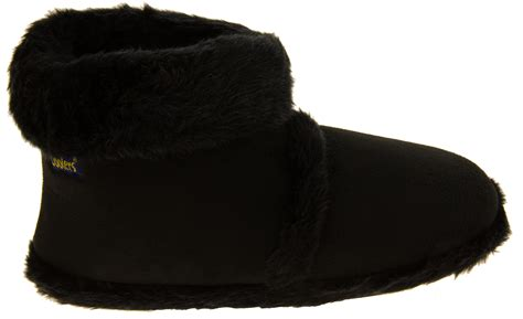 mens fur lined slipper boots mens coolers warm fur lined faux suede boot slippers sz