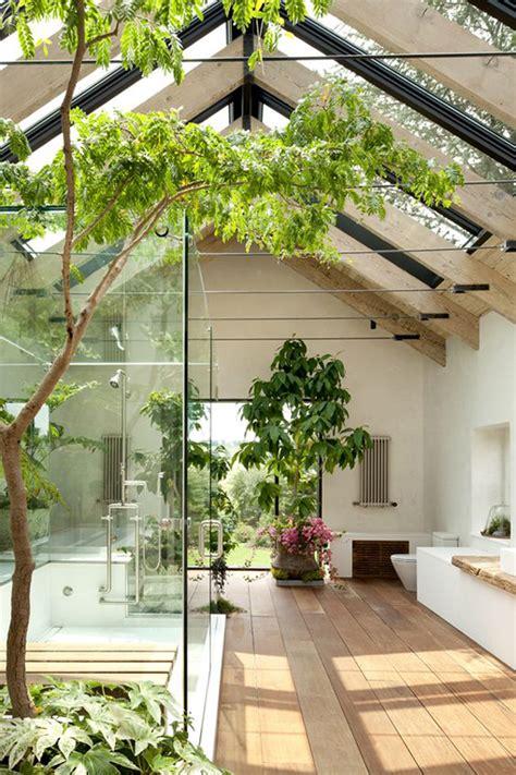 beautiful bathroom  garden ideas