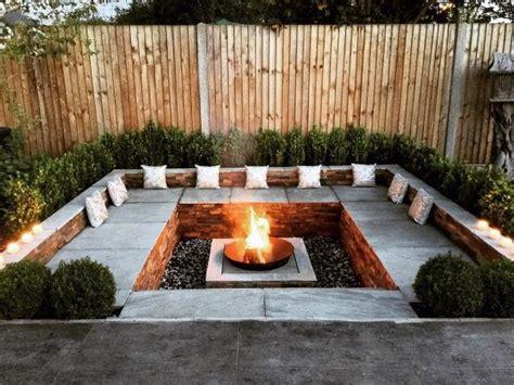 backyard landscaping ideas with pit top 60 best pit ideas heated backyard retreat designs
