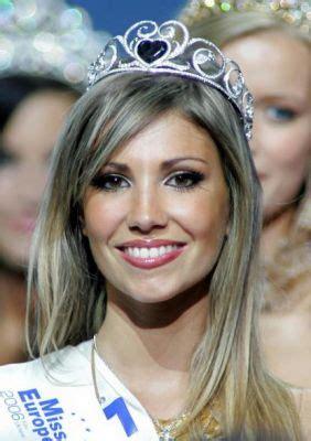 Alexandra Rosenfeld Crowned Miss Europe 2006 2 by Chanie Chanie S Of The Week
