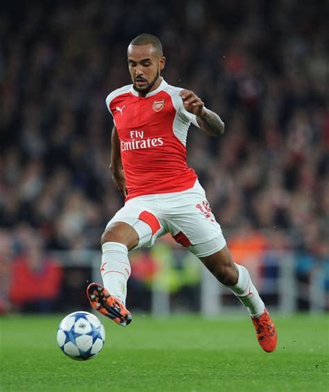 Walcott Pictures by Theo Walcott Reveals How Petr Cech Has Transformed Arsenal