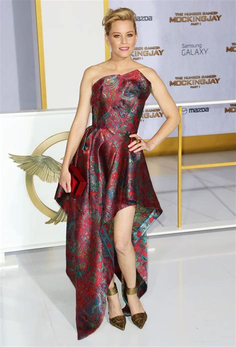 elizabeth banks mockingjay elizabeth banks picture 194 los angeles premiere of the