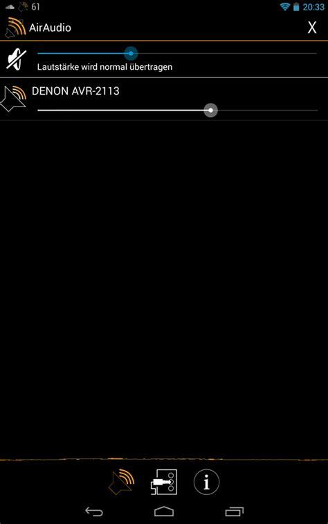 android airplay update 17 09 airaudio allen android anwendungen auf apple airplay streamen engelhuber