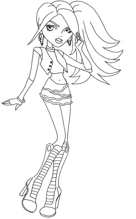 moviestarplanet s free colouring pages