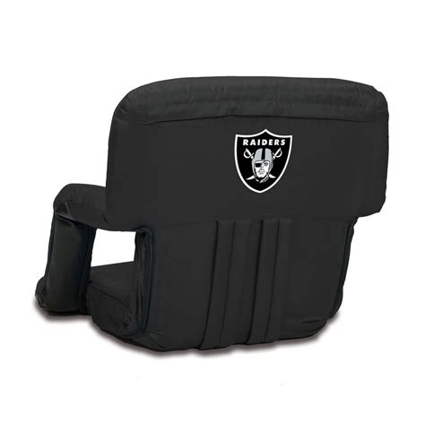 Raiders Folding Chair Shop Picnic Time Indoor Outdoor Steel Oakland Raiders