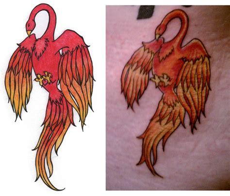 htc tattoo phoenix suzaku deign and ink by artychick2009 on deviantart
