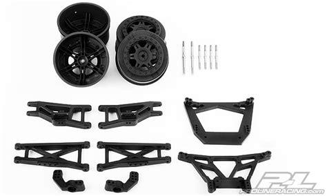 Pro Line Protrac Suspension Kit Bk Pro 2 Sc Traxxas Slash 1 10 Rc Car 1 pro line protrac suspension kit voor pro line pro 2 sc slash 2wd en stede 2w