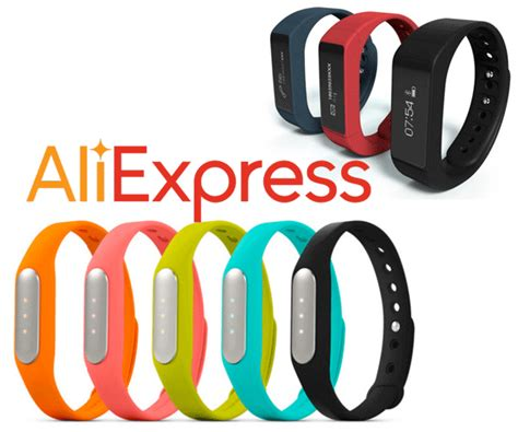 comprar smartband o pulseras inteligentes baratas en