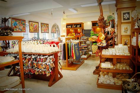 Handcraft Shop - manila shopping where to shop in manila
