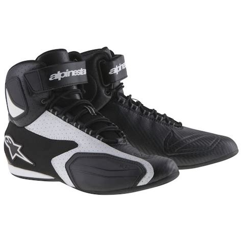 alpinestars shoes alpinestars faster vented shoes revzilla