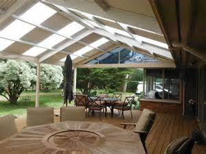 Gable Roof Pergola by Roof Styles Pergolas Plus