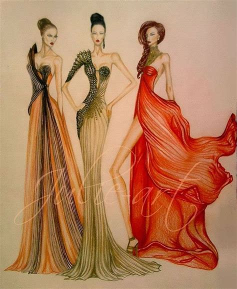 fashion house design fashion design sketch fashion illustration pinterest