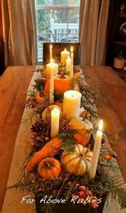 thanksgiving table centerpiece ideas 17