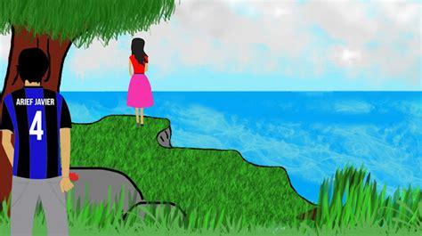 desain gambar kartun tugas animasi desain insommagz