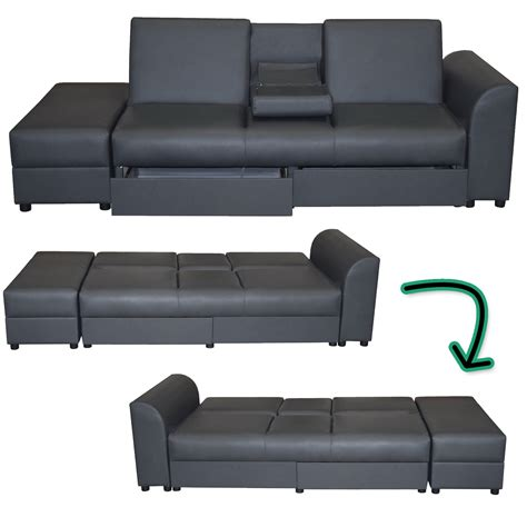 Sofa Folding Bed Sofa Cairo Sofa Bed Folding Sofa Faux Leather Sofa