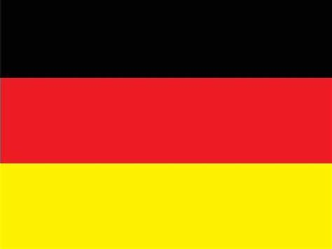 what are the colors of our flag what do the colors on the german flag represent our