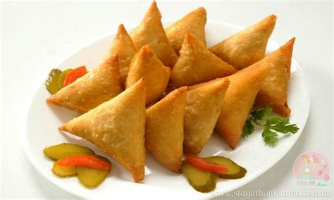 Vegetable Samosas   Stay at Home Mum