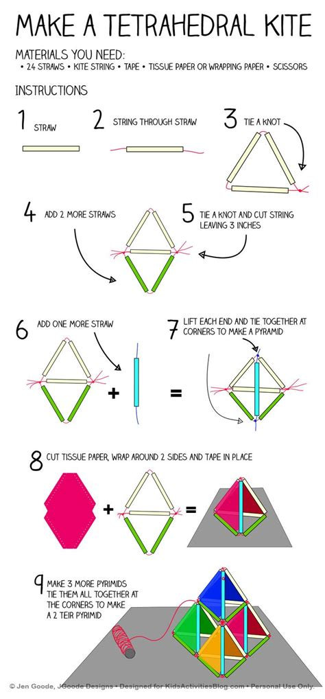 How To Make Simple Kite From Paper - 25 best ideas about kites for on kites