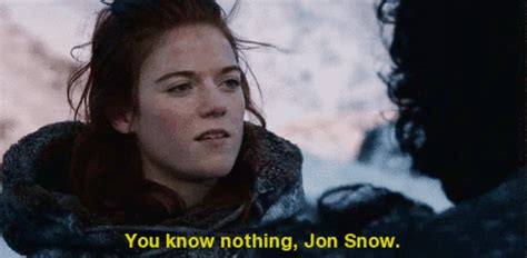 You Know Nothing Jon Snow Meme - image 527985 you know nothing jon snow know your meme