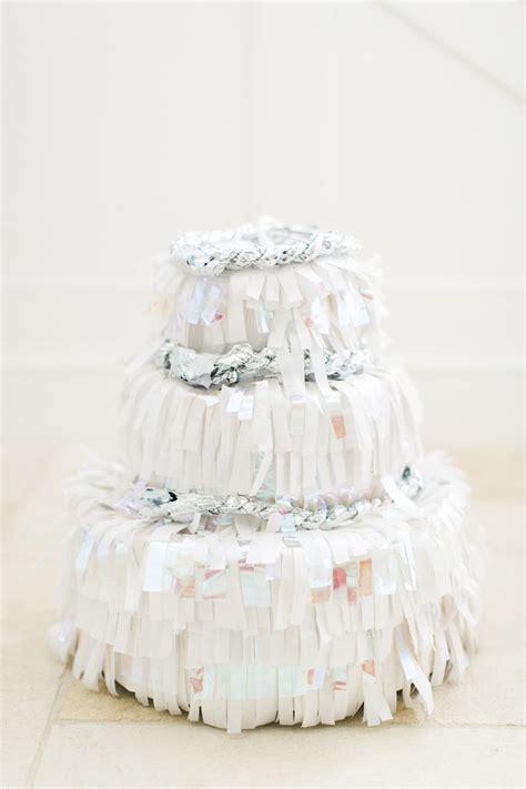 diy wedding cake pinata diy wedding cake pinata it weddings