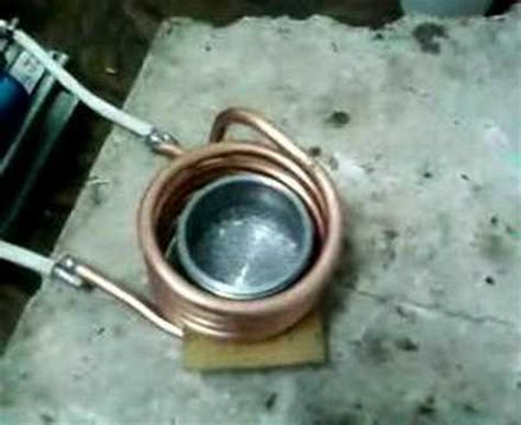induction heating line water system induction heating water boiling