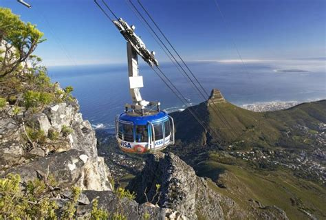 table mountain cable cars gallery table mountain
