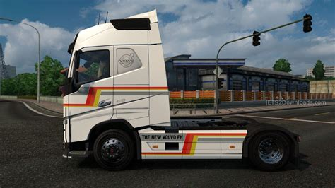 new volvo lorry new volvo fh v2 6 truck euro truck simulator 2 mods