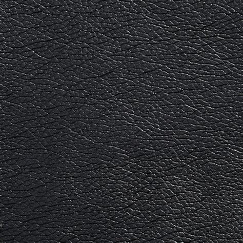 black vinyl upholstery onyx black plain automotive animal hide texture vinyl