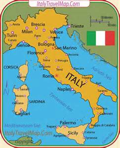 country of italy map deboomfotografie