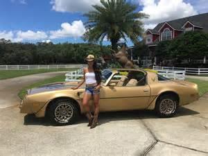1978 Pontiac Trans Am Gold Special Edition 1978 Gold Trans Am Mac S Cars Orlando Fl