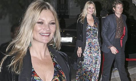 Kate Moss Arrives Home To Continue 34 Hour Marathon Birthday by Kate Moss And Beau Nikolai Bismarck Enjoy Wedding