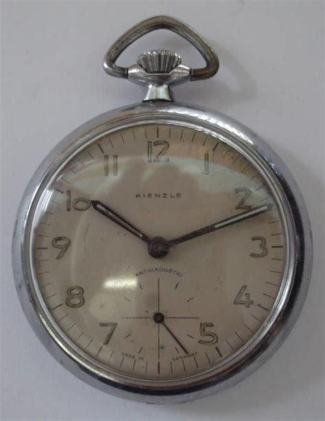 pocket watches kienzle antimagnetic pocket