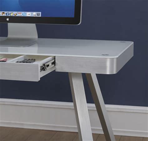 tresanti sit to stand desk tresanti tech white desk od10205 48 wht nest home