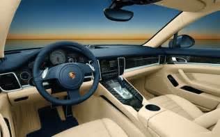 Interior Of Porsche Panamera 2015 Porsche Panamera Coupe Latescar