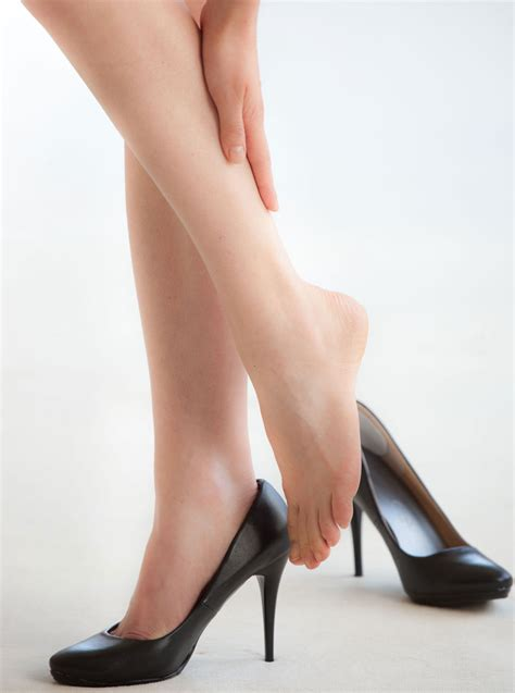 high heel foot are high heels causing you foot problems