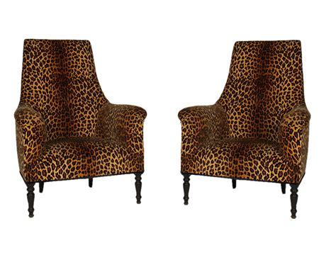 Leopard print chairs roselawnlutheran