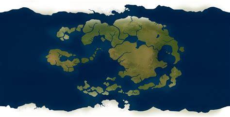 avatar world map realistic  vanja atla lok