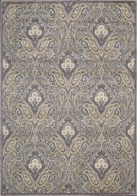 grey and gold rugs at rug studio nourison nourison graphic illusions gil 11 grey area rug